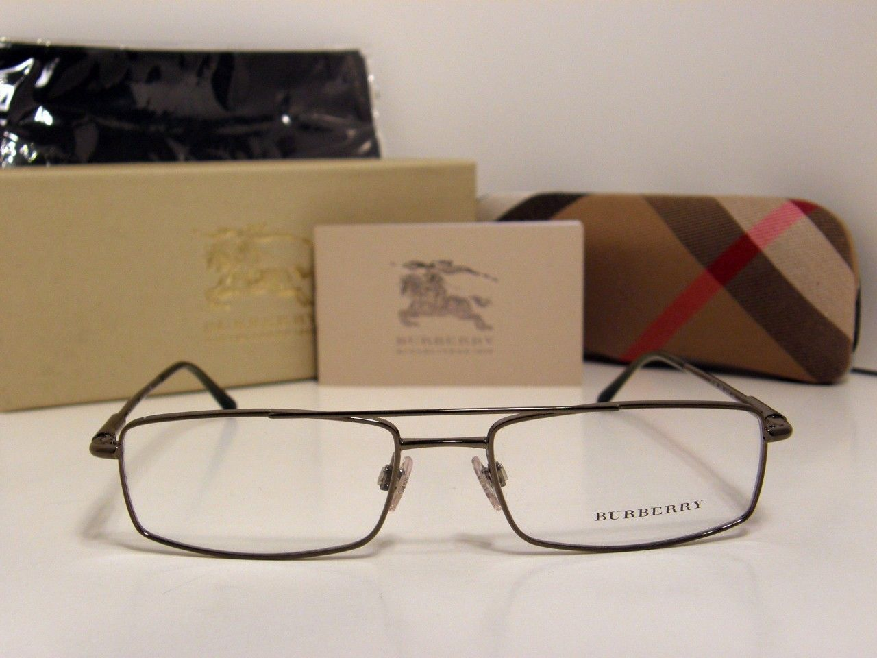 c2c7697a80e9 New Authentic Burberry Eyeglasses BE 1185 and 50 similar items. S l1600