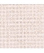 Flourish Rose 14ct Jim Shore perforated paper P... - $5.40