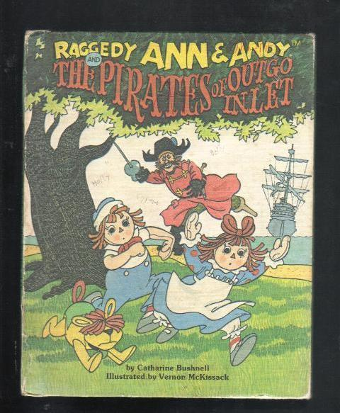 Raggedy Ann and Andy and the Pirates of Outgo Inlet, 1980