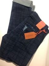 James Jeans Womens Plaid Slouchy Boyfriend Size 27 Jeans - $31.68