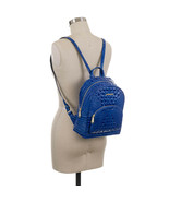 NWT Brahmin Mini Dartmouth Leather Backpack in Cobalt Melbourne - $269.00