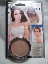 Mehron Tattoo Cover TC 1 Lightest Professional Makeup Flaw Concealer NEW - $7.99