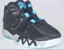 Nike Air Max Barkley Td Sz: 5.0 C Black Metallic Silver Rare Only 1 In Ebay New! - $49.49