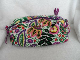 Vera Bradley Retired Travel Toiletry Trip Kit Viva La Vera - $24.50