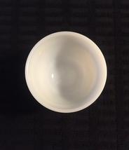 Vintage 70s Hazel Atlas Milk Glass grape pattern footed bowl/sherbet cup image 3