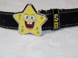 Spongebob Squarepants Belt with Novelty Buckle