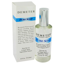 Demeter Pure Soap Cologne Spray 4 Oz For Women  - $50.64