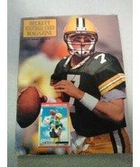 BECKETT Football Card Monthly Magazine Oct 1990 Issue 7 Vintage Don Majk... - $11.99