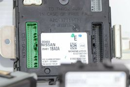 2008 Infiniti EX35 ECU BCM Ignition Keyless Entry Fob Combo Set image 6