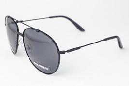 Carrera 67 Matte Black / Gray Polarized Sunglasses 67 003 C3 - $136.71