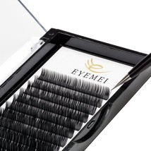 Eyelash Extensions C Curl 0.15mm Faux Eyelashes Individual 8-14mm Mixed Tray Vol - $24.54