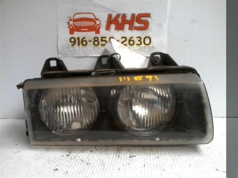 Primary image for Passenger Right Headlight US Halogen Fits 92-99 BMW 318i 313744