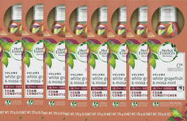 8 X Herbal Essences bio renew FOAM CONDITIONER White Grapefruit & Mosa Mint 6 oz - $59.39