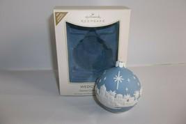 Hallmark Ornament 2008 Wedgwood Heaven Comes To Earth - $14.99