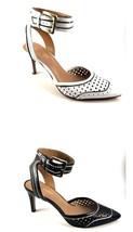Nine West Calypso Leather Ankle Strap Sandals Choose Sz/Color - $41.30