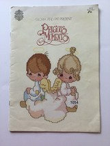 Gloria & Pat Present Precious Moments Cross Stitch Pattern Book PM-1 1980 - $4.94