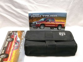 2007..07 DODGE RAM TRUCK   /OWNER'S/OPERATOR/USER MANUAL/ BOOK/GUIDE/POUCH - $24.75