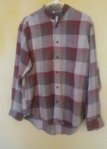 Small NOVIN Sport Wear Mens  Shirt Top •  Button Down • New w tag - $10.35