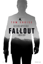 "Mission Impossible Fallout Movie Poster Tom Cruise Art Print 13X20"" 27x4... - $10.88+"