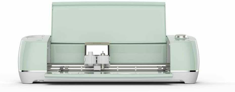 Cricut Explore Air 2 Mint Machine, Vinyl Die Cutting, Used, Includes Extras