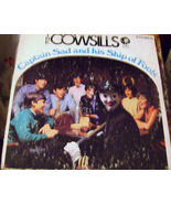 The Cowsills - Captain Sad & His Ship of Fools - $10.00