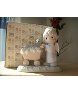"""1983 Precious Moments """"Bringing God's Blessing To You"""" Figurine  - $45.00"""