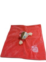 Baby Starters My First Doll Plush Lovely Baby Rattle Blanket 14 x14 - $25.47