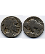 B38 - 1937 D American Buffalo Nickel - €0,86 EUR