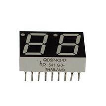 QDSP-K347, 7-segment display,  - $6.64