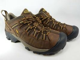 Keen Targhee II Low Size US 10 M (D) EU 43 Men's WP Trail Hiking Shoes 1008417