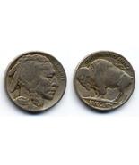 B42 - 1935 American Buffalo Nickel - $28,05 MXN