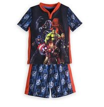 Avengers Boys PJ's -Size 5/6 - Disney Store  - $8.99