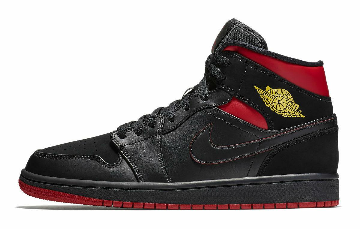 best sneakers 2bacb 447cd Nike Air Jordan Mid 554724-076 Chicago Bulls Color Basketball Shoes Men -   119.95