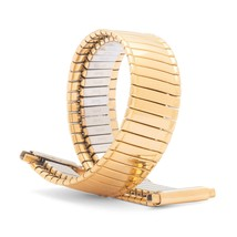 Speidel Ladies Twist-O-Flex Expansion Replacement Watch Band Gold Tone S... - $999.99