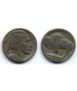 B55 - 1935 S American Buffalo Nickel - £0.80 GBP