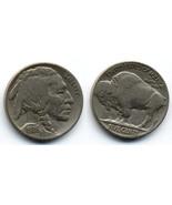 B56 - 1936 American Buffalo Nickel - $0.99