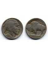 B57 - 1936 D American Buffalo Nickel - ₨95.57 INR