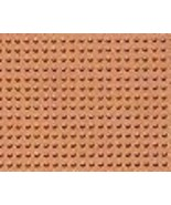 Terra Cotta 14ct Painted perforated paper PP16 ... - $5.40