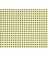 Misty Lime 14ct Painted perforated paper PP14 9... - $5.40
