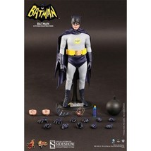 Batman1966 Hot Toys Movie Masterpiece 1/6 Scale  NEW IN BOX - $924.09
