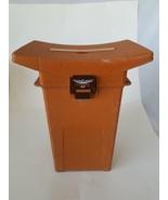 Fenwick Woodstream Sport Seat 9050 Tackle Box - $45.59