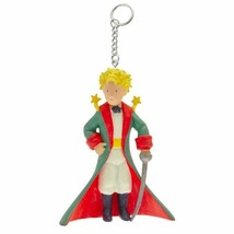 THE LITTLE PRINCE WITH SWORD PLASTIC FIGURINE KEY RING PLASTOY