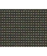 Midnight Black 14ct Painted perforated paper PP... - $5.40