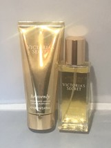 Victoria's Secret Heavenly Mist 2.5oz Fragrance Lotion 3.4oz set NEW - $23.23