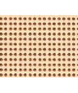 Peach Sorbet 14ct Painted perforated paper PP8 ... - $5.40