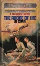 Star Trek TOS The Abode of Life Lee Correy 1982 - $4.95