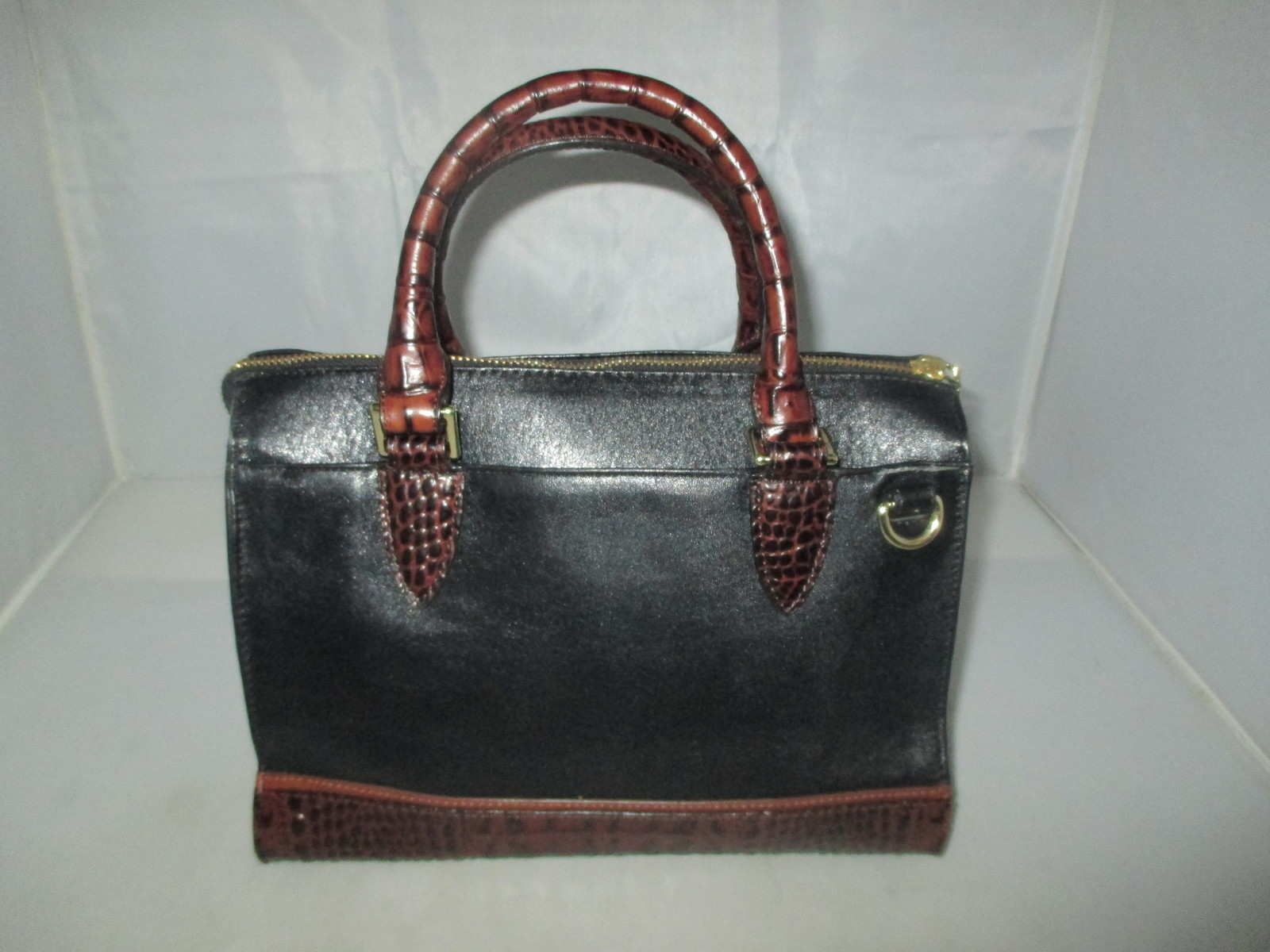 Brahmin Tuscan Tri-Texture Anywhere Convertible Satchel, Shoulder Bag,Tote $255 image 11