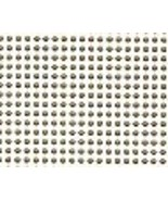 White 14ct  perforated paper PP1 9x12 (2pcs/pkg... - $3.60