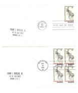 50th Anniversary Marine Corps Reserve First Day Covers - $2.99