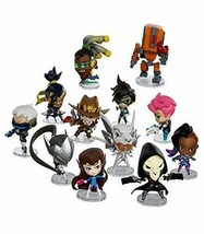 Overwatch Cute But Deadly Series 4 Random Blind Box Figure Blizzard NEW image 2